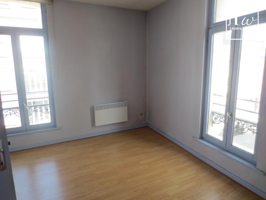 Location appartement 59000 Lille - Lille Saint-Michel - Type 2 non meublé 27,22m²