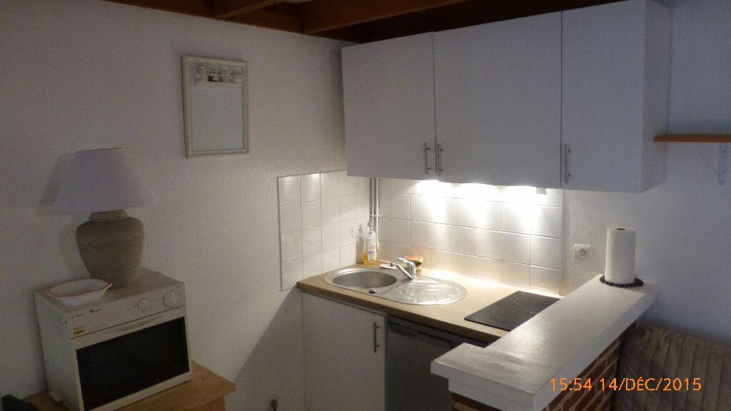 Location appartement 59000 Lille - Lille - Gambetta - Type 2 en duplex meublé 35m2