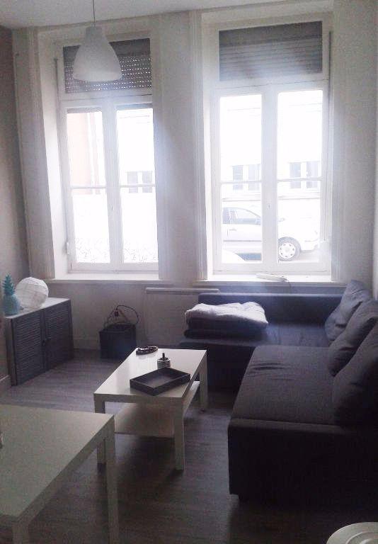 Location appartement 59000 Lille - Appartement Vieux Lille 2 pièces non meublé de 34.44m²