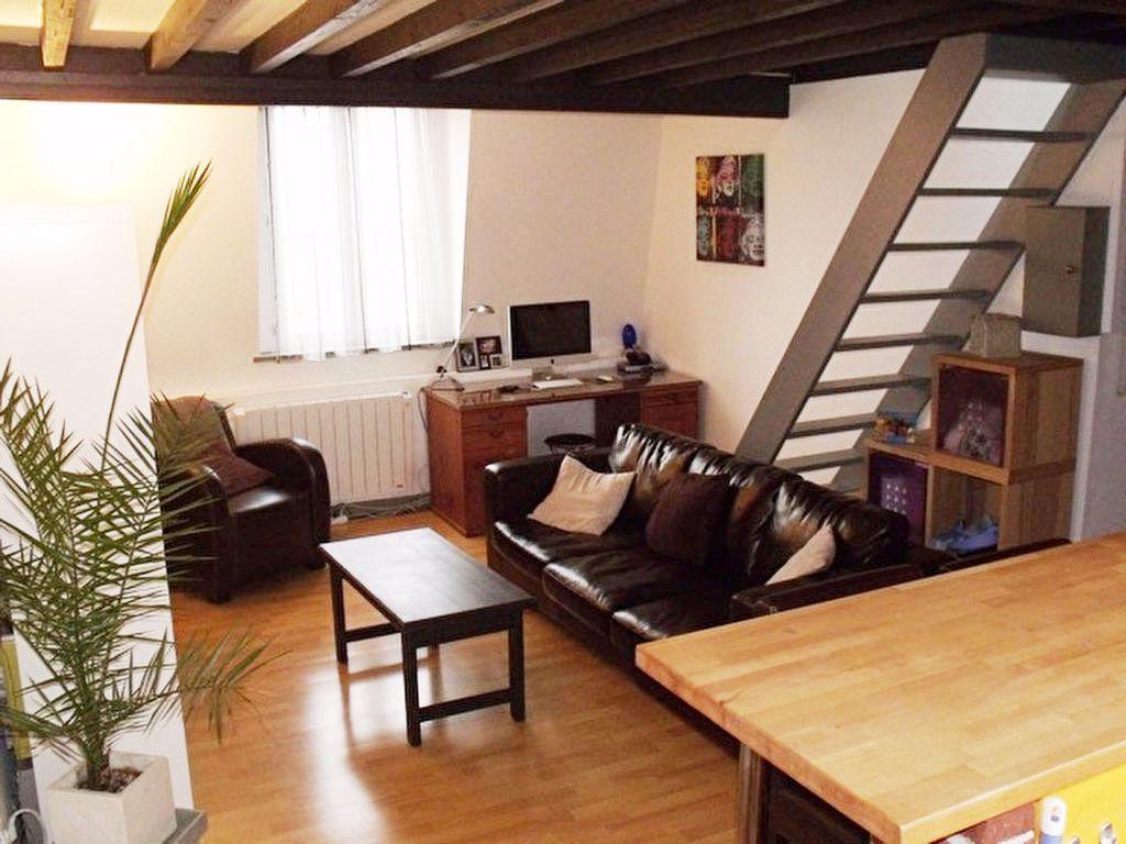 Location appartement 59000 Lille - Type 2 non meublé de 40.13m²- WAZEMMES SAINT-MICHEL