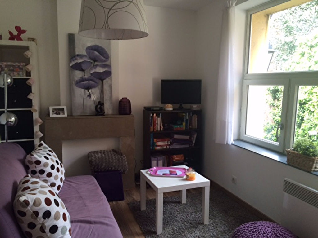 Location appartement 59000 Lille - Vieux-Lille - Type 1 bis meublé de 29,43m²