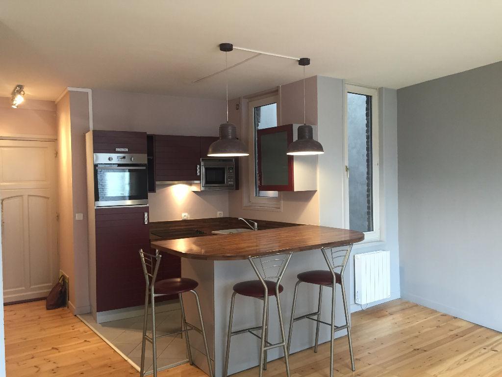 Location appartement 59000 Lille - T3 meublé de 54m² - Vieux Lille