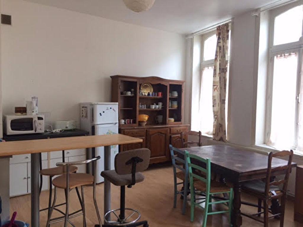 Location appartement 59000 Lille - T3 meublé secteur Vauban Lille 59m²
