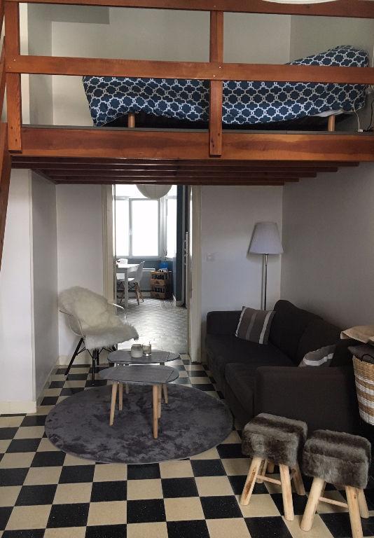 VIEUX LILLE - T1bis - NON MEUBLE 27.35 m²
