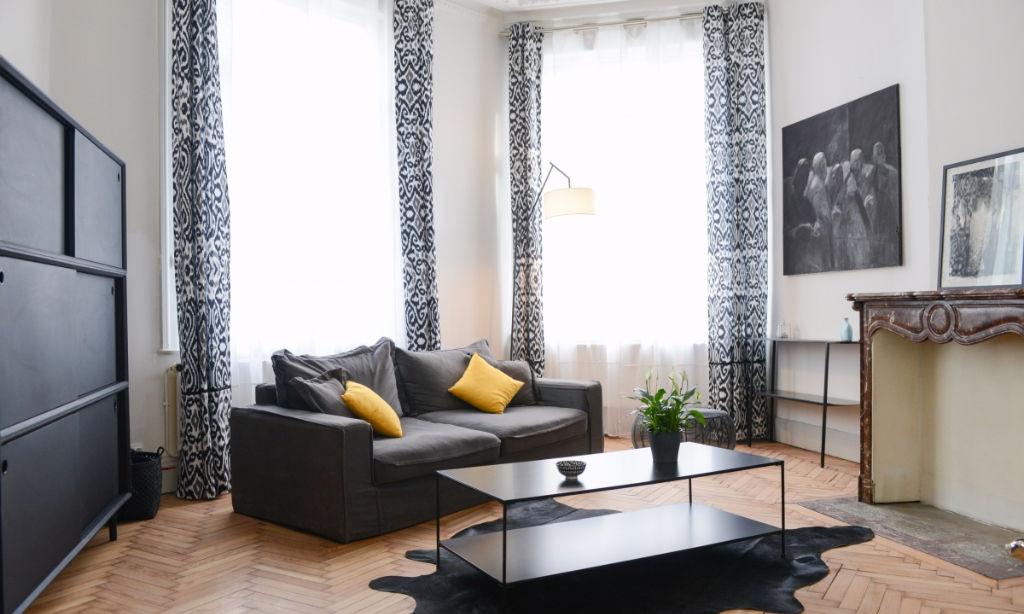 Location appartement 59170 Croix - Croix - Type 2 bis non meublé de 60 m2