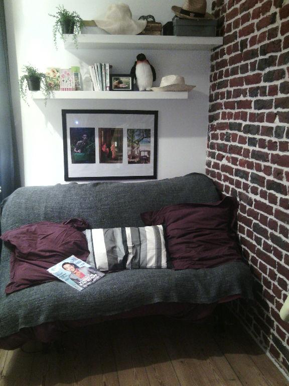 Location appartement 59000 Lille - Vieux-Lille - Studio meublé de 15.39m2