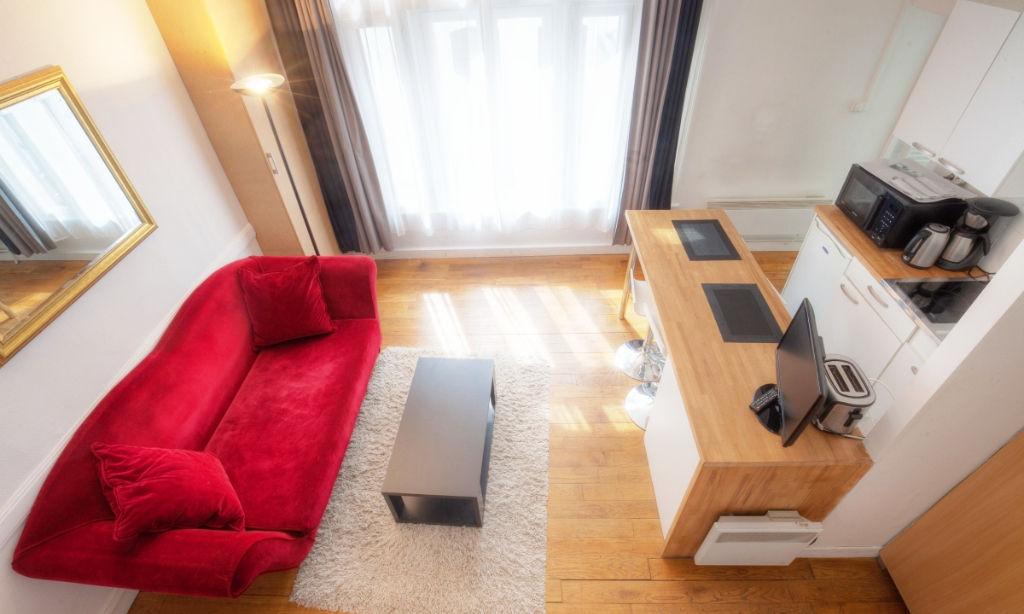 Location appartement 59000 Lille - Lille - JB Lebas - Studio meublé de 25m²