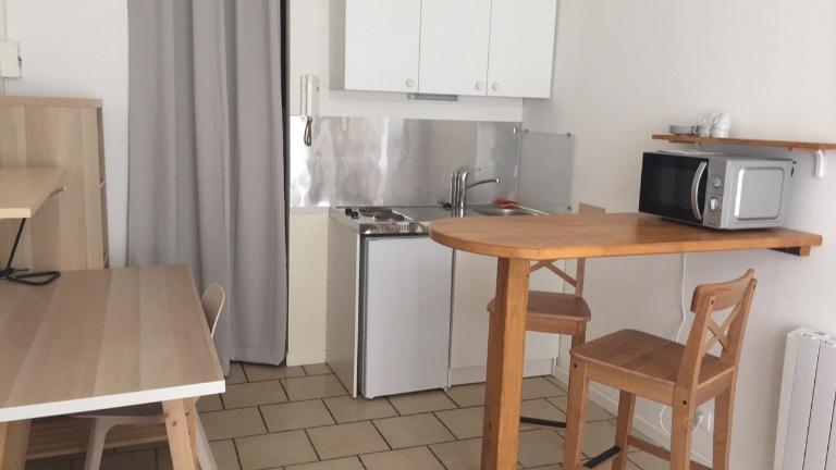 Location appartement 59000 Lille - Vieux Lille! T1 bis meublé rue Sainte Catherine