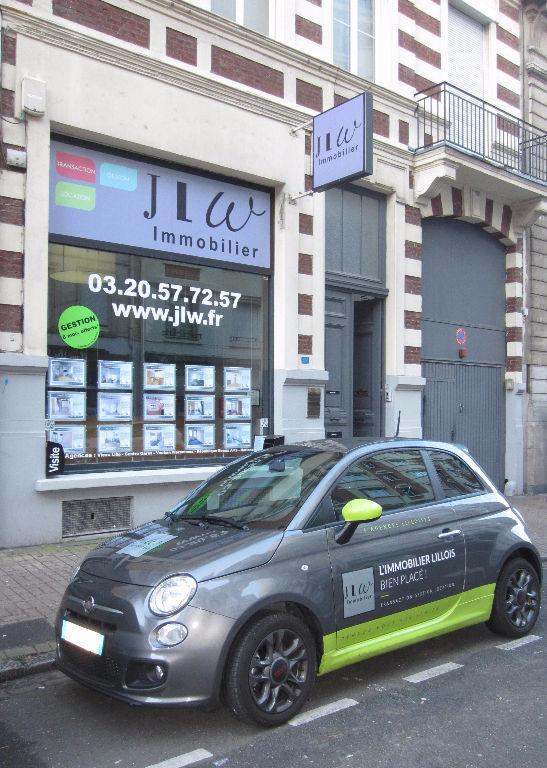 Location parking 59000 Lille - Lille centre - Garage double