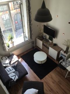 Location appartement 59000 Lille - VIEUX LILLE - T2 meublé de 33.85  m²