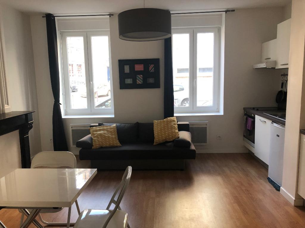 Location appartement 59000 Lille - Appartement Lille 3 pièce(s) 50 m2 - Meublé