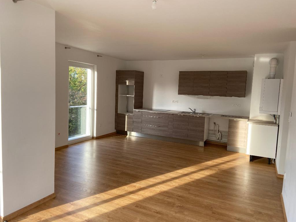 Location appartement 59139 Wattignies - Appartement Wattignies 3 pièces 66,15m² - Non meublé
