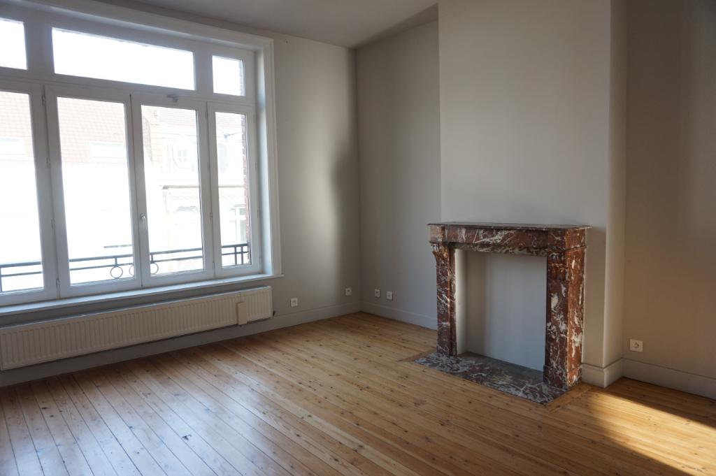 Appartement La Madeleine Type 5 de 131 m2 - balcon