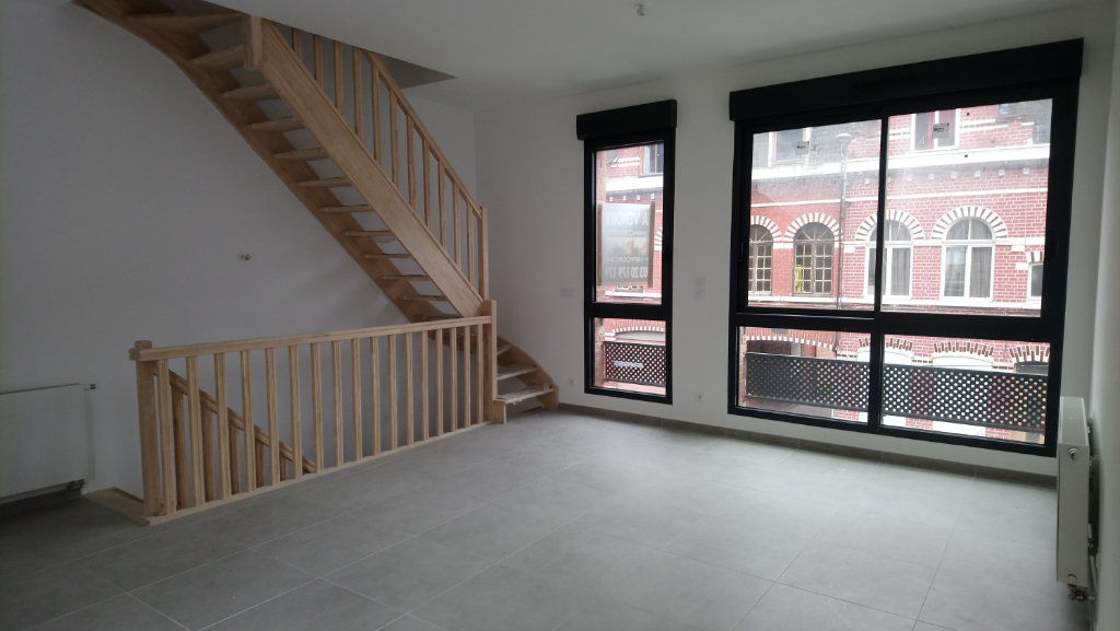 Vente maison 59000 Lille - A deux pas d'Euratechnologie !