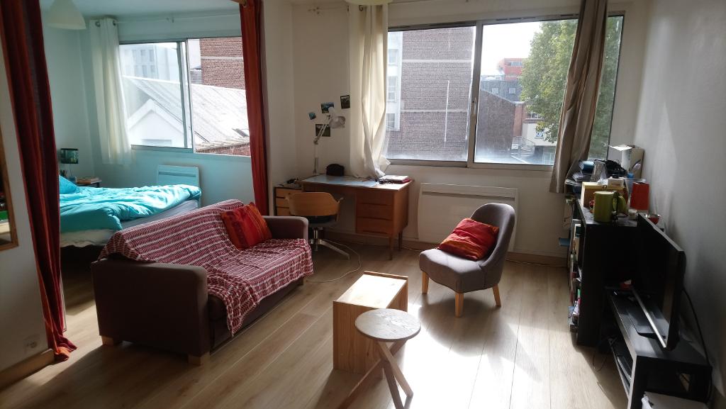 Vente appartement 59000 Lille - Rue Ratisbonne - Type 2